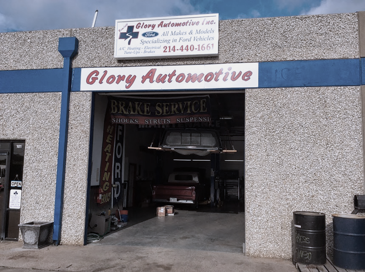 Rowlett Glory Automotive